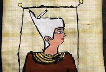 Egyptian Art / Egyptian art projects for elementary art