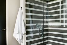 Bathroom Ideas / Before remodeling your bathroom, compile ideas that inspire you. Take those to your bathroom designer and let the fun begin! / by Mosby Building Arts