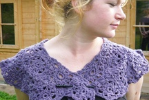 Crochet - accessoires ; accessories / écharpes, châles, bonnets, gants, mitaines… scarves, shawls, hats, mitts, etc.