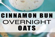 Oatmeal / Greek Yogurt Breakfast Jars