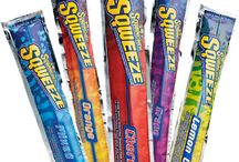 SQWINCHER'S / SQWINCHER JUICE - Fuel a factory or just your family with Sqwincher Liquid Concentrate. Liquid Concentrate can be mixed in individual cups or pre-mixed to make a large amount at once. Either way, you won't have to stir. Available in all of the great tasting Sqwincher flavors shown below.