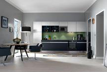 Cuisine Arpège / Découvrez notre nouveau modèle Arpège, une cuisine fonctionnelle au design épuré aménagée dans un appartement haussmannien