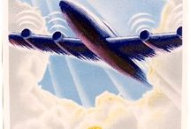 Aviation Vintage Posters