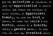 Words to Live By / by Kim Davis