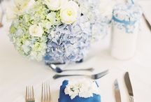 Wedding Table Settings and Centerpieces