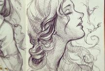 desenhos incriveis