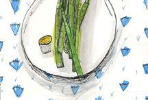 Illustration - Food / by Patricia Furtado