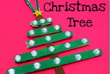 Christmas Crafts / by Katrina Curry