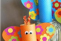 Childrens Craft and Learning Activities