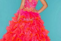 Gown dress for kids / Gown dress for kids