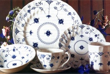 Blue and White / by Chantelle B
