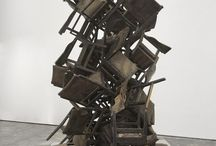 The chair in Art