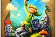 The Legend of Zelda / by Jeffrey Johnson