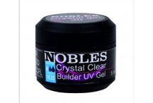 Crystal Clear buider gel