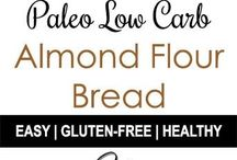 Bread Recipes - Keto Low Carb Paleo Gluten Free / The best bread recipes on the web - from loaves to bagels to rolls and buns. All recipes are Keto, Low Carb, Paleo or gluten free!