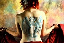 Tattoos / Various tattoo designs / by Cindy Loomis-Torvi