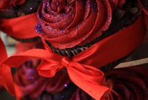 Red Gothic Wedding