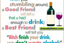 Friends / by CJ Achermann