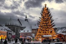 Christmas in Romania / Why you should spend your winter holidays in Romania :)