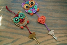 Crochet / Bordados / by Ana Lucia
