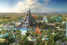 Volcano Bay / Fotos e imagens do novo parque aquático da Universal Studios!