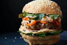 Recipes - Burgers & Sandwiches