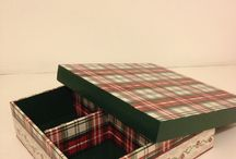 Cajas decoupage / by Jessica morales