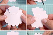 Origami kort