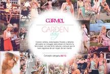 Garden Day / Colores cálidos, estampados florales y detalles delicados se conjugan para elevar al máximo tu feminidad, con ese brillo natural y sensual que te hace orgullosa de ser mujer, de ser mamá.