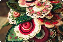 Crafts - Manualidades / A little bit of many kinds of crafts.  Un poco de cada tipo de manualidades.