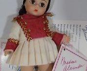 Majorette doll