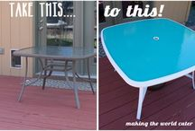 Ideas for our deck / by Melissa Anderson