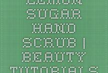 a beauty/health board