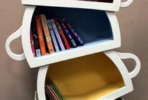 Bookshelf inspiration