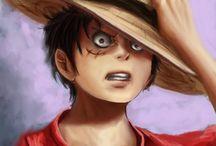 Anime fanart / Collection of my anime fanart