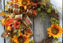 fall/winter decoration ideas