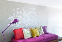 lounge redecoration