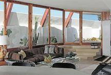 THE WORLD'S BEST MID CENTURY MODERN HOTELS / http://www.madaboutmidcenturymodern.com/the-worlds-best-century-modern-hotels/