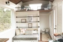 Tiny house / Interior