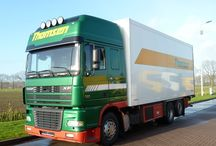 DAF Trucks / by Kleyn Trucks