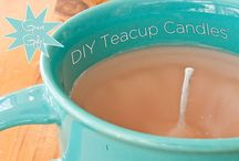 Cool Crafts to try! / by Candy Barman