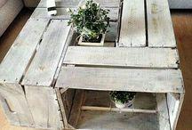tavoli in legno fai da te