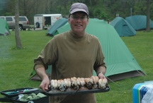 #Camping LobsterGram Style