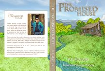 """Michael by Design """"Book Covers"""" / These are book covers I have designed for clients."""