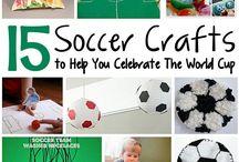 DIY Barn sport / Kids sports crafts