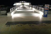Una Rotonda di sapori / Adriatic Way fa tappa a Senigallia il 12 settembre 2013 per una cena a 4 mani con gli chef stellati Moreno Cedroni e Mauro Uliassi