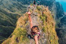 Hiking, Trip, Adventure