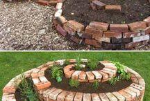 Kerti dekor,kertészkedés