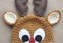 kersfees crochet