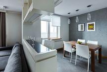 Apartment design in Nizhny Novgorod